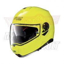 Bukósisak NOLAN N100.5 Hi-visibility UV sárga