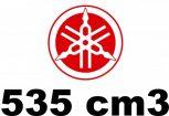535 cm3