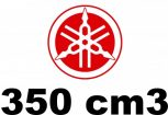 350 cm3