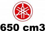 650 cm3