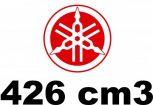 426 cm3