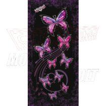 Nyakmelegítő Lethal Angel pillangós- csősál