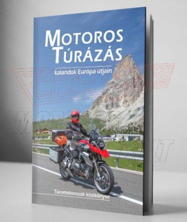 Motoros túrázás című könyv