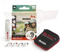 Füldugó Alpine Motosafe PRO (2pár)