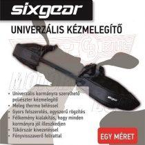 Kézmelegítő kesztyű Shox Sixgear fekete