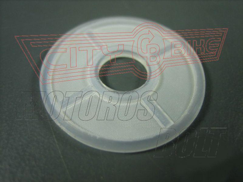 Benzinszűrő Dellorto SHA karbihoz