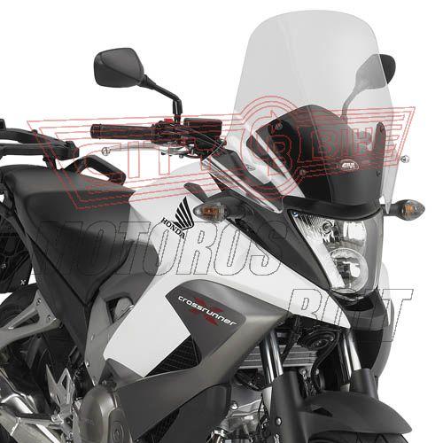 Plexi-szélvédő Honda Crossrunner 800 (11-14) GIVI