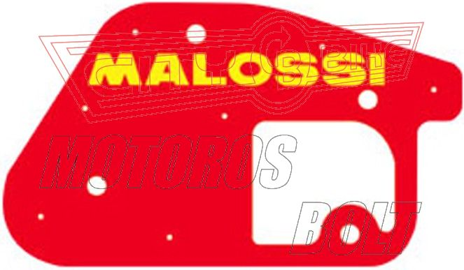 Levegőszűrő YAMAHA BWS MALOSSI