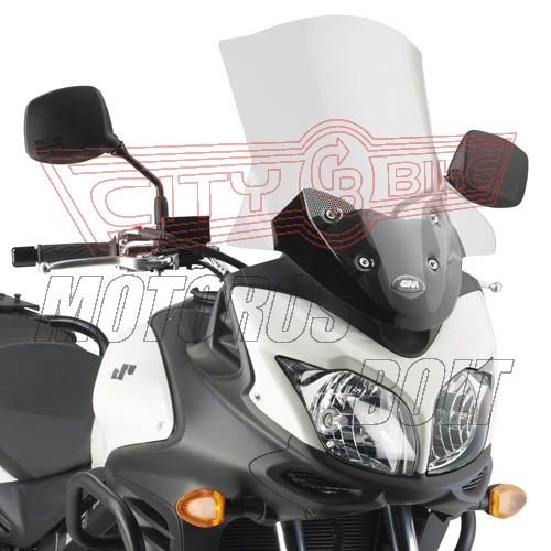 Plexi-szélvédő Suzuki DL 650 V-Strom L2-L3 (11-14) GIVI