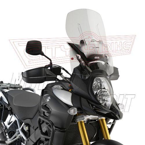 Plexi-szélvédő állítható SUZUKI DL 1000 V-STROM (14) GIVI