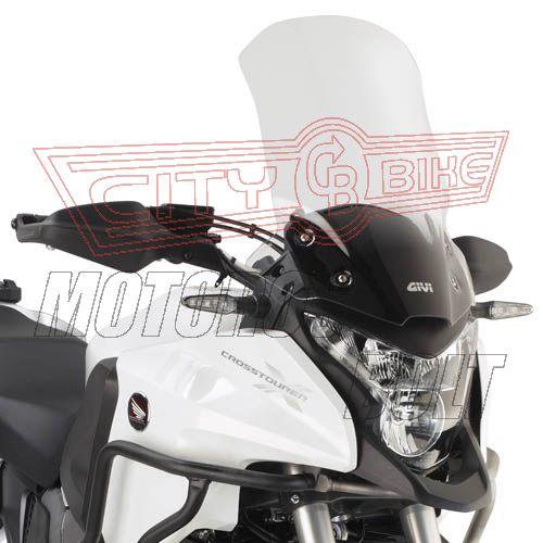 Plexi-szélvédő Honda Crosstourwr 1200 (12-14) GIVI