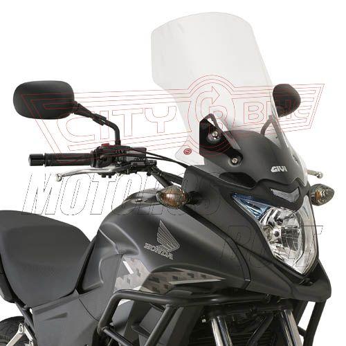 Plexi-szélvédő HONDA CB 500 X (13-14) GIVI