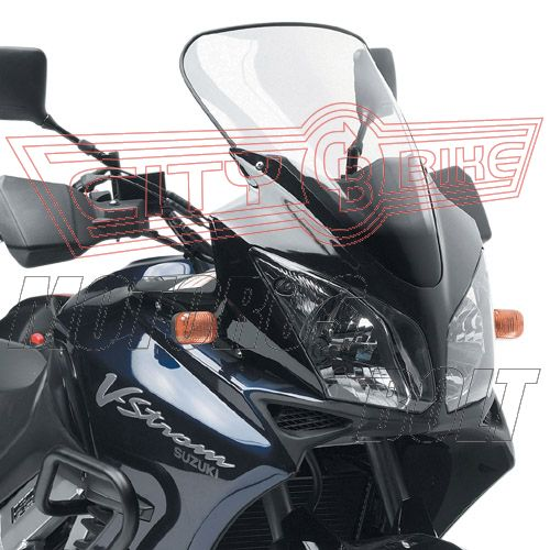 Plexi-szélvédő Suzuki DL 1000 V-Strom (02-03) GIVI