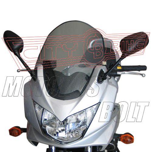Plexi-szélvédő Suzuki GSF 650 Bandit / Bandit S / Bandit ABS (05-06) / Suzuki GSF 650 Bandit / GSF 650 Bandit S K7-K8 (07-10) / Suzuki GSF 1200 Bandit / Bandit S (06) / Suzuki GSF 1250 Bandit / Bandit S (07-10) GIVI