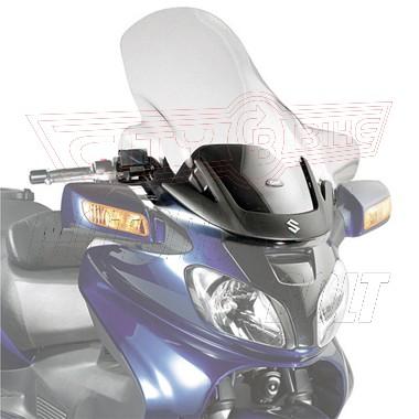 Plexi-szélvédő Suzuki AN 650 Burgman Executive (05-12) GIVI