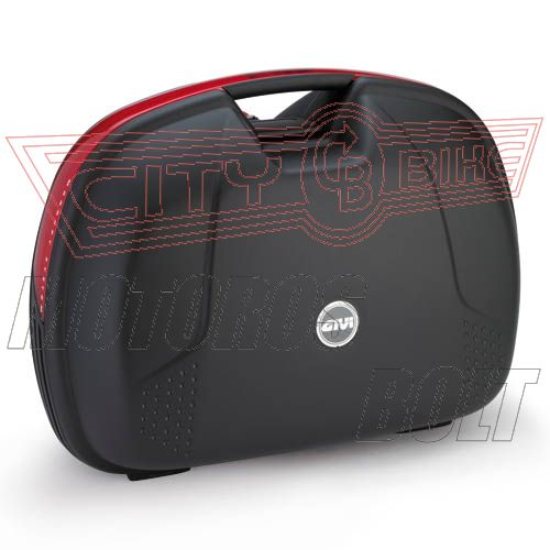 Csomagtartó oldaldoboz GIVI E360N FEKETE