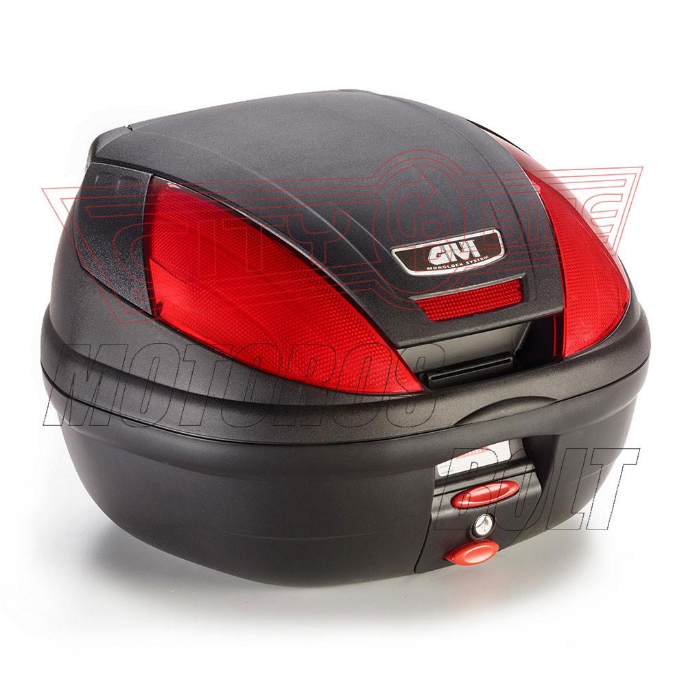 Csomagtartó doboz GIVI E370 MonoLOCK