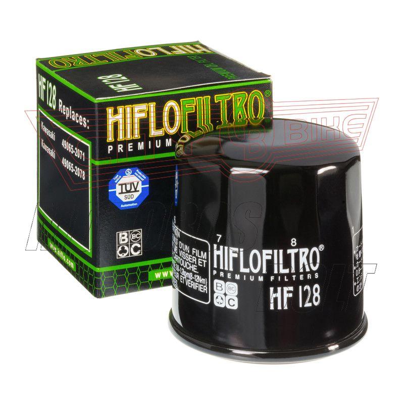 Olajszűrő 128 HIFLOFILTRO HF 128