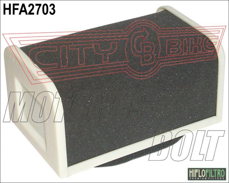 Levegőszűrő KAWASAKI ZR400/550/750, ZX400, Z550