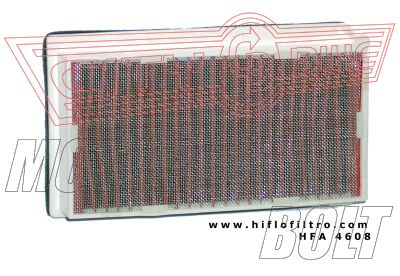 Levegőszűrő YAMAHA XT 600 (91-95) XTZ660 (91-95)