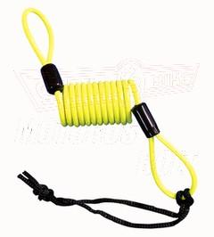Tárcsafékzár emlékeztető kábel 1,2m BIKE IT