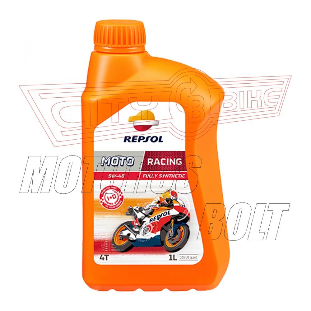 REPSOL Moto Racing 4T 5W-40  1L    JT*