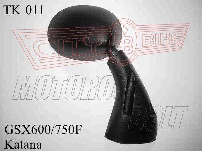 Tükör TK-11 kör GSX 600/750F, Katana (db)
