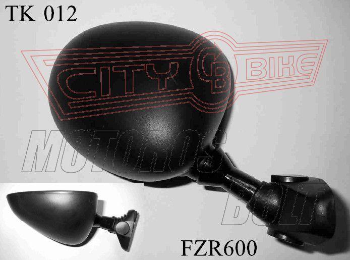 Tükör TK-12 ovális FZR600 (db)