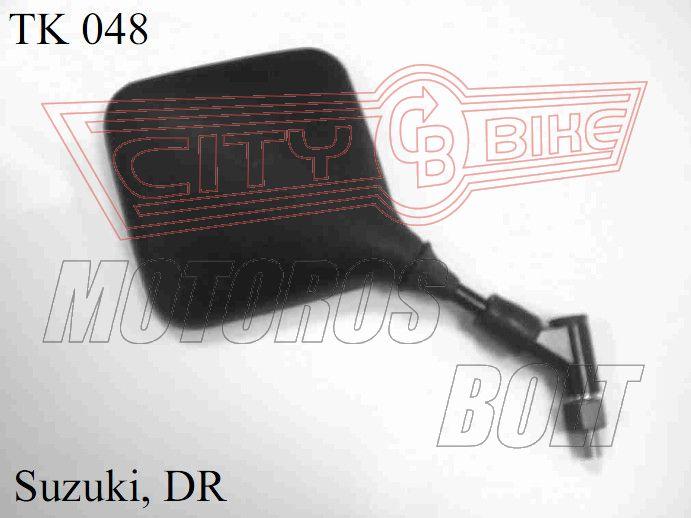 Tükör TK-48 10x1,25 kocka Suzuki, DR (db)