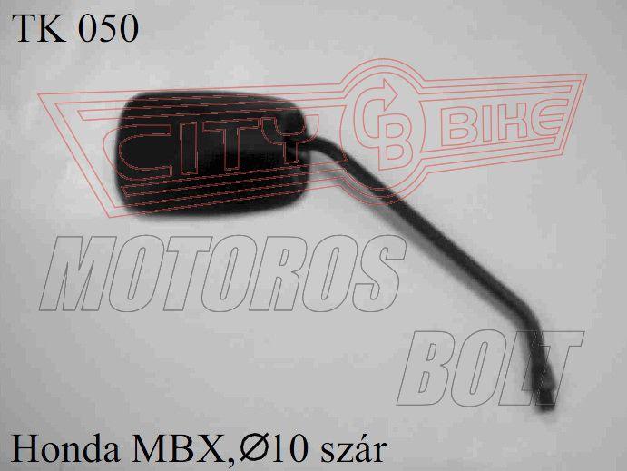 Tükör TK-50 10x1,25 Honda MBX (pár)