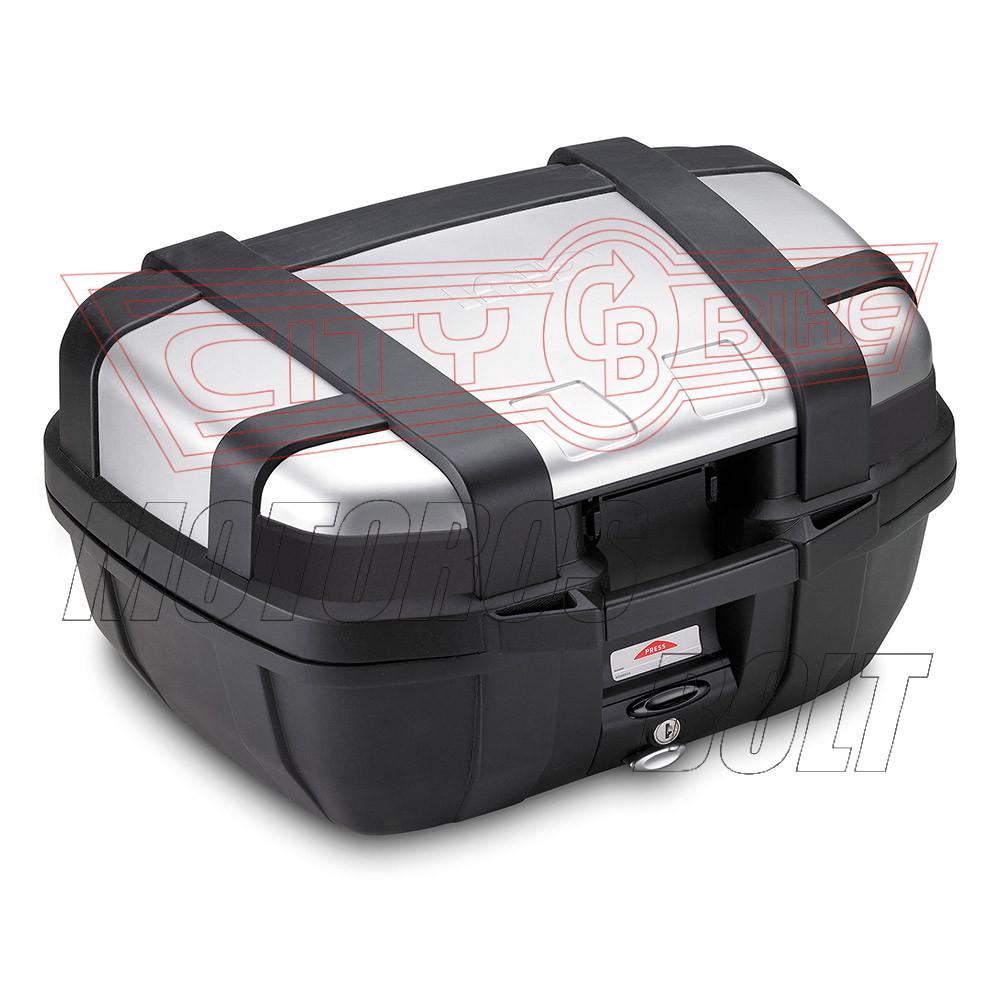 Csomagtartó doboz GIVI TRK52N FEKETE