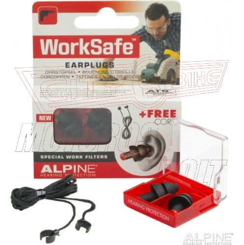 Füldugó Alpine Worksafe